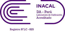 logo de acreditación por INACAL